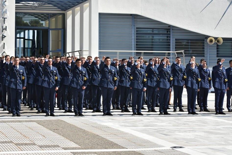 Στρατιωτικές Σχολές 2020 Πολεμική Αεροπορία: Δεκτοί υποψήφιοι Ικάρων: Οι νέοι Ανθυποσμηναγοί έδωσαν όρκο στην πατρίδα