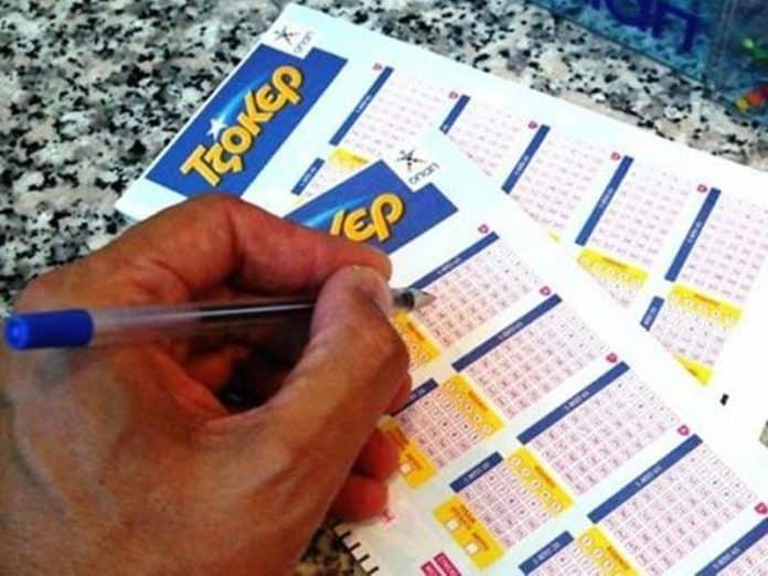 Τζόκερ κλήρωση σήμερα 7 Ιουνίου Νούμερα και Αποτελέσματα 4/6 Τζόκερ σήμερα 2/6/2020 Αποτελέσματα για €10 εκ μετά τις 10μμ απόψε στην κλήρωση του ΟΠΑΠ - Οι Αριθμοί ΠΡΟΤΟ του ΟΠΑΠ Κλήρωση Τζόκερ σήμερα 17/11 : €1.800.000 δίνουν οι τυχεροί αριθμοί Joker του ΟΠΑΠ Κλήρωση Τζόκερ 17/10/2019:€1.300.000 δίνουν οι τυχεροί αριθμοί Joker Κλήρωση Τζόκερ 6/10/2019 - €800.000 δίνουν οι τυχεροί αριθμοί TZOKER ΤΖΟΚΕΡ 11/8/2019 -Γίνε έτσι υπερτυχερός 4,7 εκ δίνουν οι Τυχεροί αριθμοί Κλήρωση Τζόκερ 21/7/2019: 700.000€ μοιράζουν οι τυχεροί αριθμοί tzoker