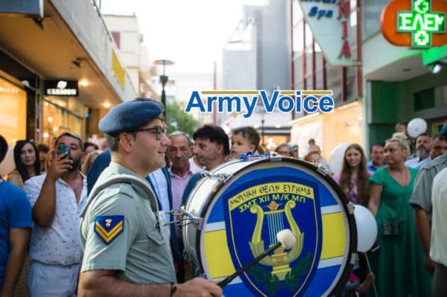 12η Μεραρχία: Ο Στρατός τη «Λευκή νύχτα» στην Αλεξανδρούπολη ΦΩΤΟ 13 12η Μεραρχία: Ο Στρατός τη «Λευκή νύχτα» στην Αλεξανδρούπολη ΦΩΤΟ