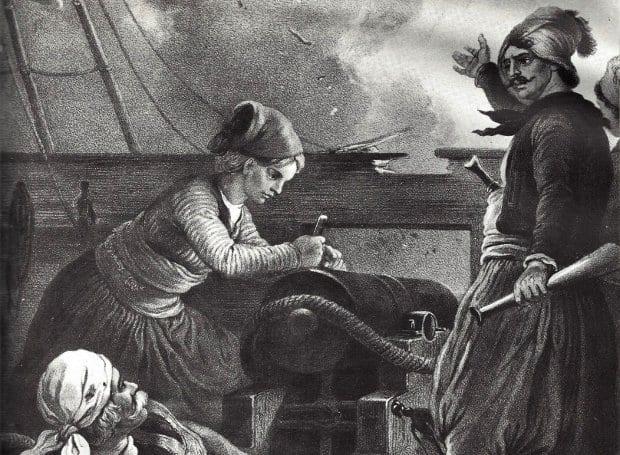 5 Αυγούστου 1824: Η Ναυμαχία της Σάμου - Γεώργιος Σαχτούρης