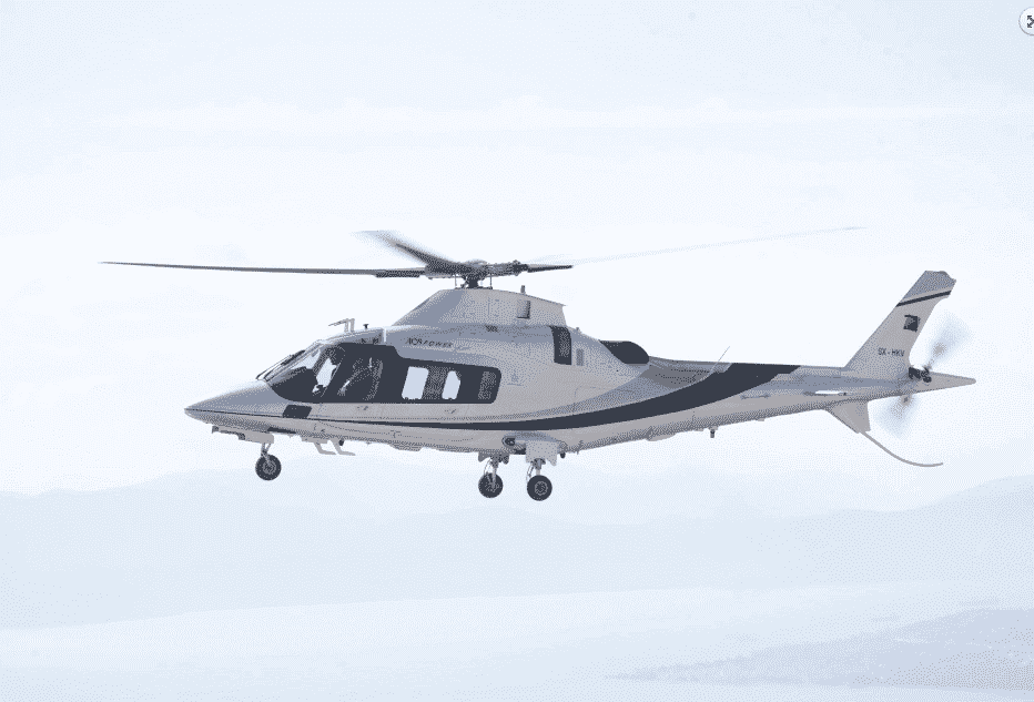 """Πτώση ελικοπτέρου: Απόστρατος της ΠΑ ο πιλότος του Α-109 της """"IFLY'"""