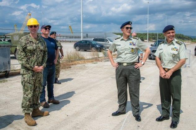 Αλεξανδρούπολη: Γιατί ο Καμπάς είδε το λιμάνι πριν πάει Γερμανία 4 Αλεξανδρούπολη: Γιατί ο Καμπάς είδε το λιμάνι πριν πάει Γερμανία