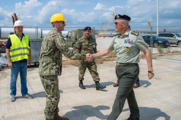 Αλεξανδρούπολη: Γιατί ο Καμπάς είδε το λιμάνι πριν πάει Γερμανία - Η σημασία της επίσκεψης του Αρχηγού ΓΕΣ στις εργασίες ανέλκυσης της βυθοκόρου ΟΛΓΑ