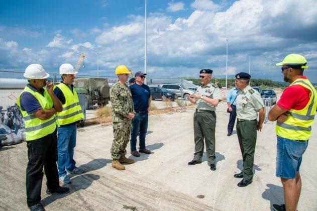 Αλεξανδρούπολη: Γιατί ο Καμπάς είδε το λιμάνι πριν πάει Γερμανία 3 Αλεξανδρούπολη: Γιατί ο Καμπάς είδε το λιμάνι πριν πάει Γερμανία