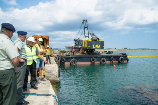 Αλεξανδρούπολη: Γιατί ο Καμπάς είδε το λιμάνι πριν πάει Γερμανία 2 Αλεξανδρούπολη: Γιατί ο Καμπάς είδε το λιμάνι πριν πάει Γερμανία