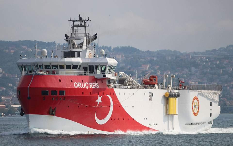 Τουρκική NAVTEX: Τα 10 μηνύματα στην Ελλάδα και την Ευρώπη Στη Ρόδο το τουρκικό Ορούτς Ρέις - Ελληνικές φρεγάτες στην περιοχή