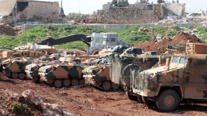 Τουρκία - ΗΠΑ εγκαθιστούν κέντρο κοινών επιχειρήσεων στη Συρία