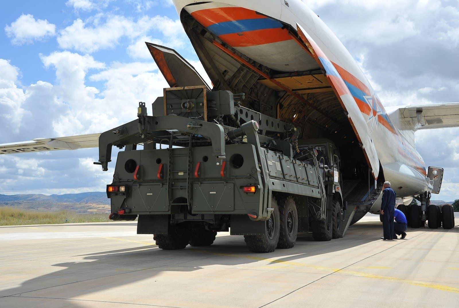 ΗΠΑ Τουρκία - Ρωσία: Έρχεται δεύτερη παρτίδα s-400 Τουρκία: Δοκιμή των S-400 στην επαρχία της Άγκυρας Τουρκικά S-400: Πλεονεκτήματα και μειονεκτήματα ΑΝΑΛΥΣΗ