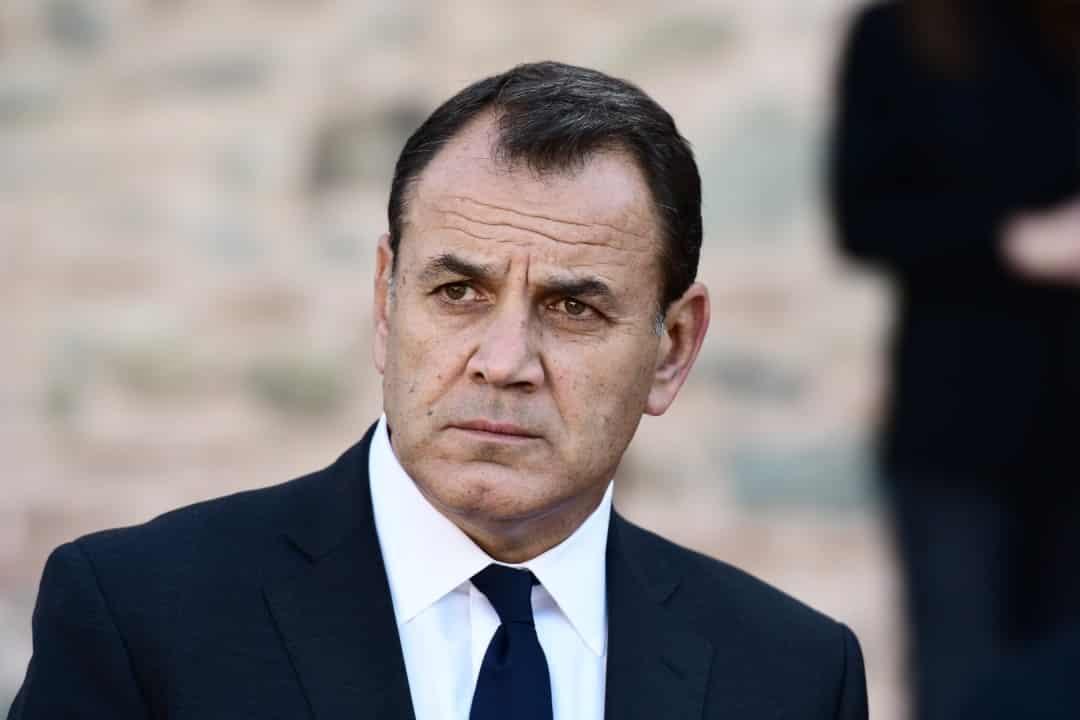 Παναγιωτόπουλος: Θα πάρουμε μια μοίρα F-35 Επιβεβαίωση Armyvoice.gr Παναγιωτόπουλος: Φεύγουν οι συνδικαλιστές από το γραφείο μου Παναγιωτόπουλος: Γιατί δήλωσε «είμαστε έτοιμοι για όλα» με την Τουρκία Στρατιωτικοί συνδικαλιστές & Νίκος Παναγιωτόπουλος: Το μετέωρο βήμα Παναγιωτόπουλος: Αμετάθετο στην ΠΟΜΕΝΣ μεταθέσεις για ΠΟΕΣ - Βόμβα Τι κάνουν στο γραφείο του ΥΕΘΑ οι στρατιωτικοί συνδικαλιστές Νίκος Παναγιωτόπουλος: Πότε θα ασχοληθεί με θέματα προσωπικού Στο Νοσοκομείο ο ΥΕΘΑ Νίκος Παναγιωτόπουλος!