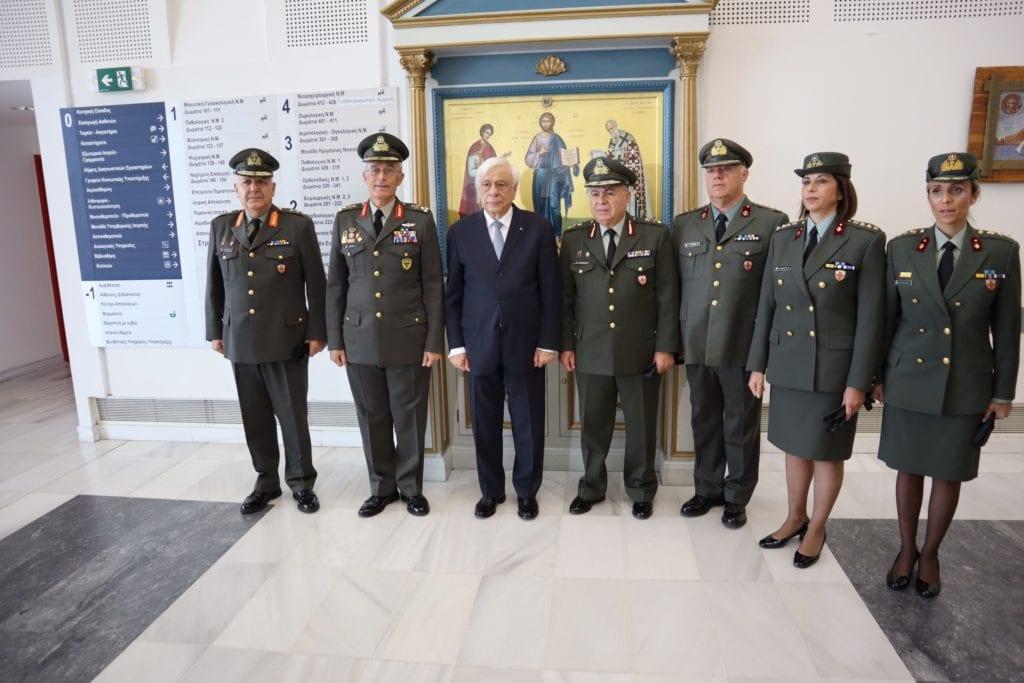 424 στρατιωτικό νοσοκομείο Παυλόπουλος