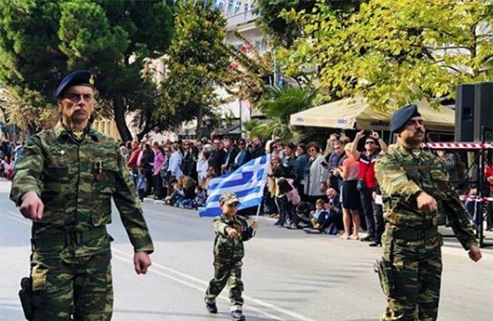 12η Μεραρχία: Η εντυπωσιακή παρέλαση στην Αλεξανδρούπολη