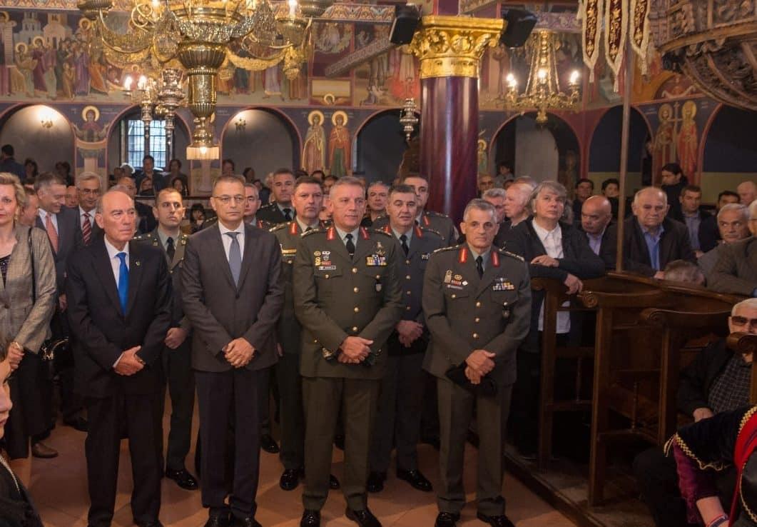 Στεφανής - Φλώρος στο Μέτσοβο και λιποθυμίες στρατιωτών