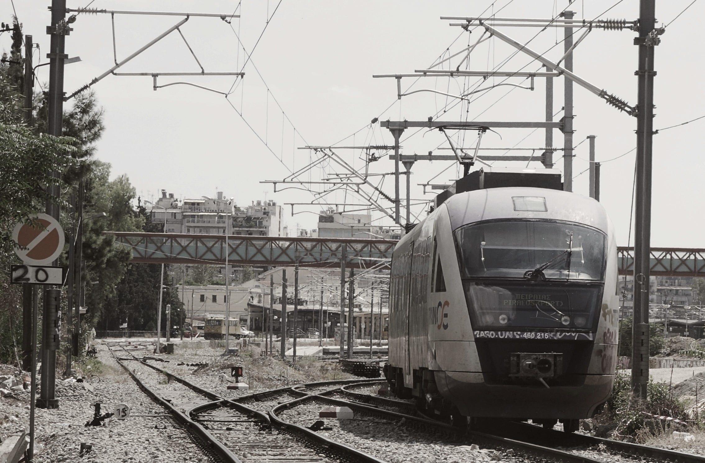 Δρομολόγια προαστιακού και τρένων αναστέλλονται από 23/3 Στάσεις εργασίας 5 Νοεμβρίου Απεργία προαστιακός τρένα ΝΟέμβριος