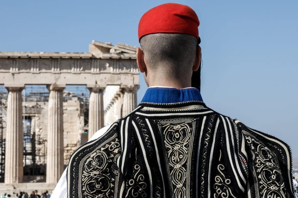 Προεδρική Φρουρά: Ο Έλληνας εύζωνας έχει ιστορία 152 χρόνων