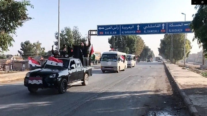 Συρία Κούρδοι