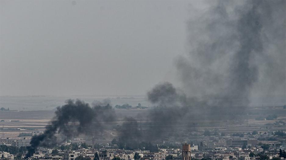 ΗΠΑ τουρκικά πυρά Συρία