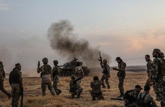 Συρία: Ο Στρατός του Άσαντ μπήκε στην Μάνμπιτζ
