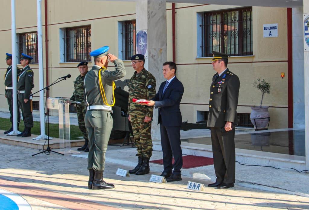 τουρκική σημαία Γ' ΣΣ -NRDC-GR: Έλληνες στρατιώτες ύψωσαν την τουρκική σημαία!