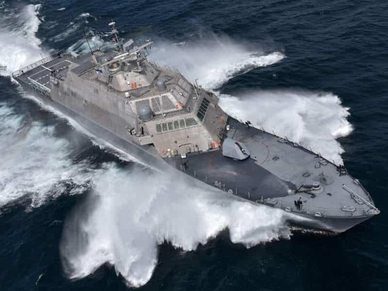Κωσταράκος: «Ναι» στις αμερικανικές φρεγάτες και σε εθνικό πλοίο