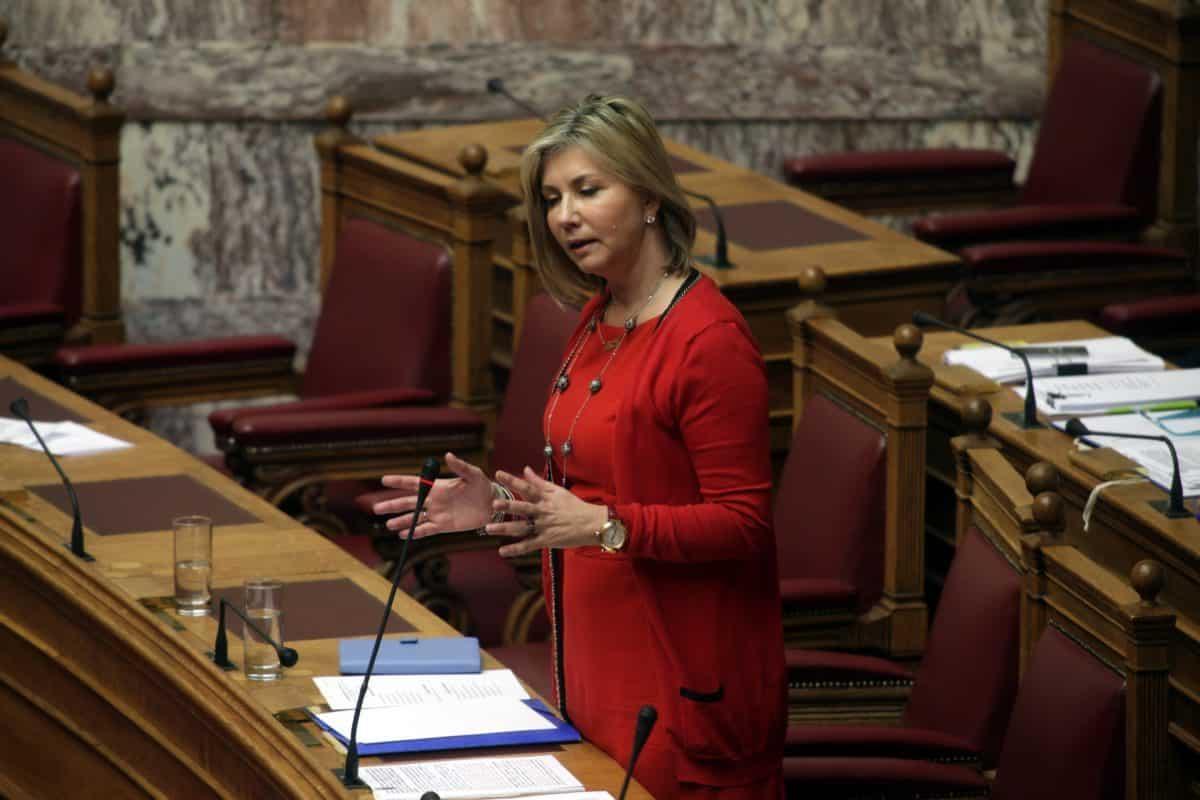 Νίκος Παναγιωτόπουλος: Τι απάντησε στη Ζέττα Μακρή για τους ΑΣΣΥ Ζέττα Μακρή: Ερώτηση για τους αξιωματικούς προερχόμενους από ΑΣΣΥ