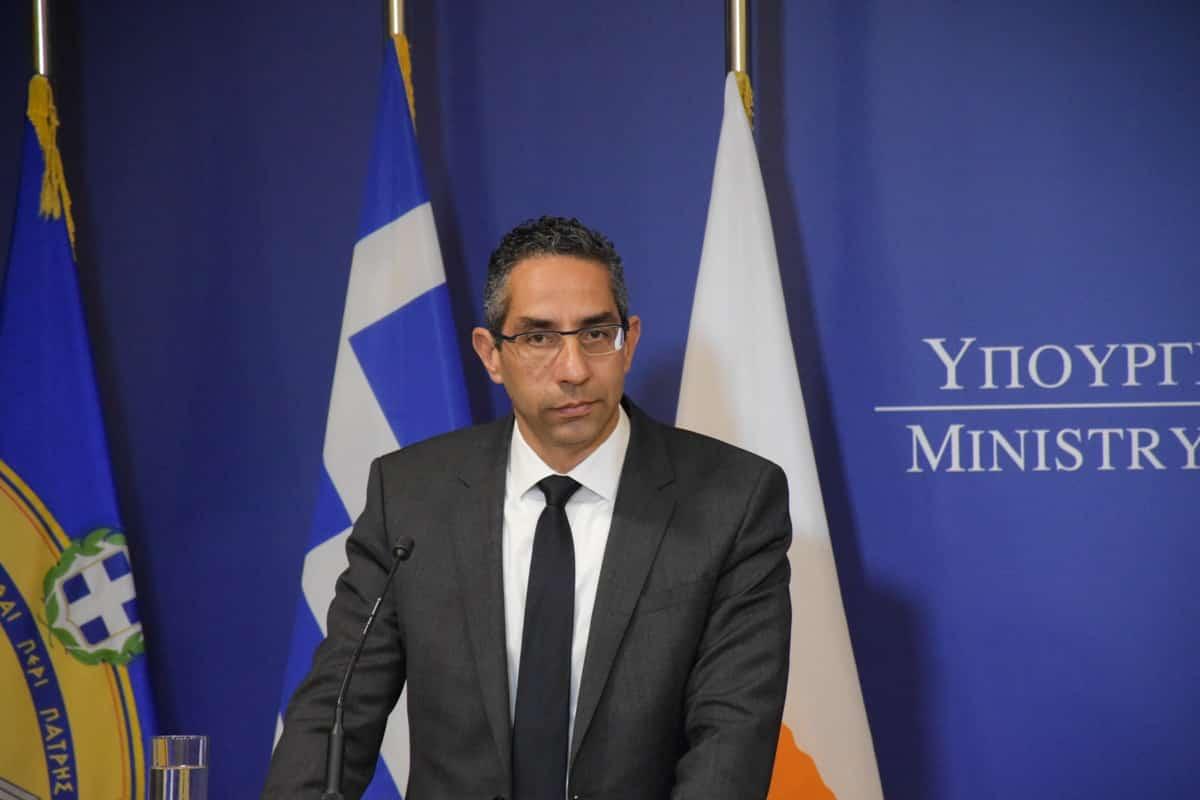 Σάββας Αγγελίδης: Αναβαθμίζεται το Πολεμικό Ναυτικό στην Κύπρο