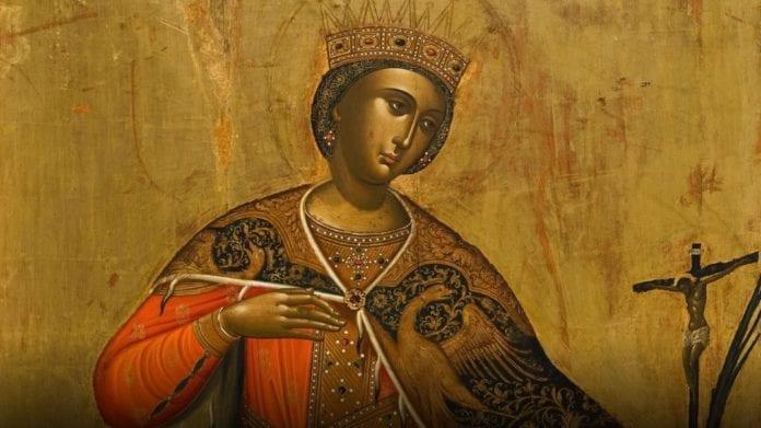 Εορτολόγιο 24, 25 Νοεμβρίου Ποιοι γιορτάζουν Γιορτή: Αγία Αικατερίνη