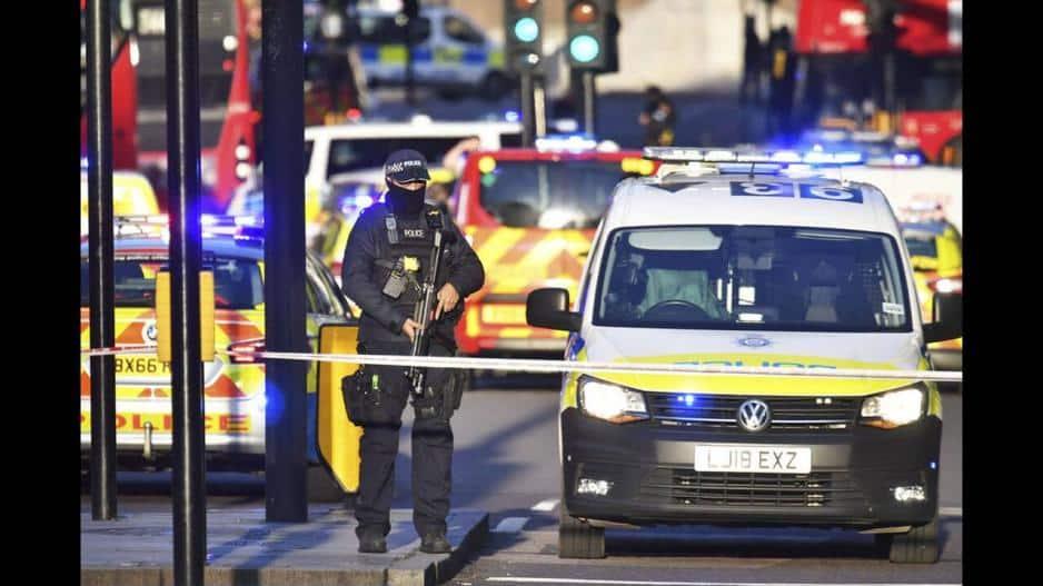 Τρομοκρατική επίθεση στο Λονδίνο - 2 νεκροί ΣΥΝΑΓΕΡΜΟΣ και στη Χάγη
