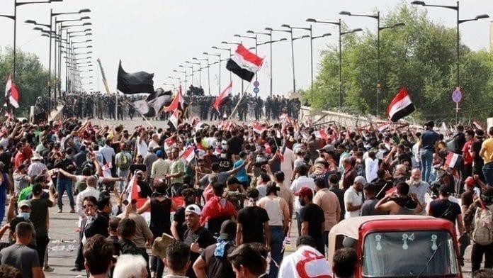 Μέση Ανατολή: ΗΠΑ και σύμμαχοι αποχωρούν από το Ιράκ Ιράκ: 45 νεκροί σε συγκρούσεις - Πυρπόληση του προξενείου του Ιράν
