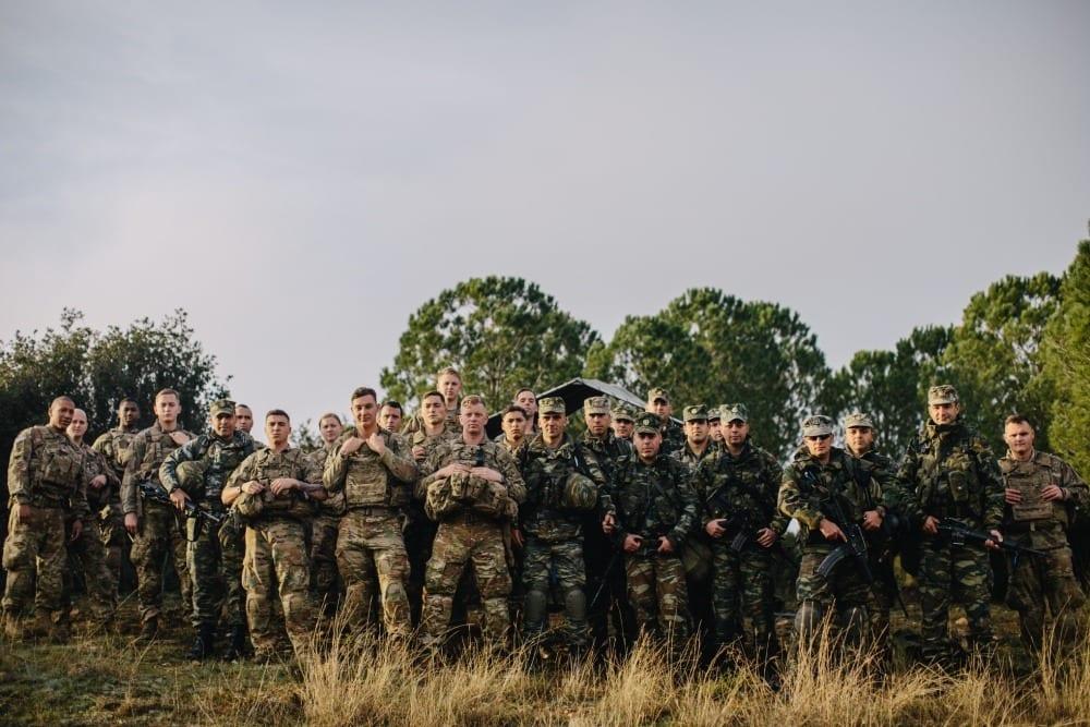 71 Ταξιαρχία, ΗΠΑ και Iron Sword στο Κιλκίς ανησυχούν την Τουρκία Video