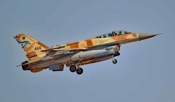 Ονήσιλος - Γεδεών 2019: Ισραηλινά μαχητικά πάνω από την Κύπρο