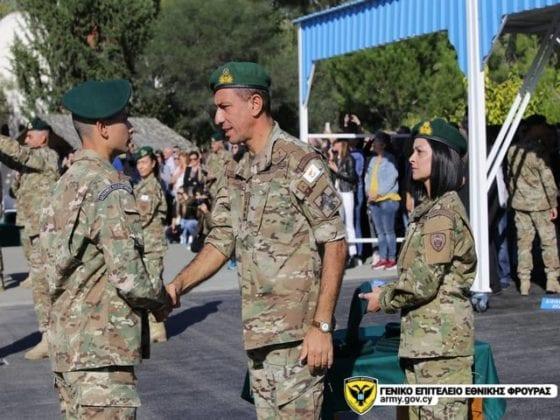 Εθνική Φρουρά: Πήραν τον πράσινο μπερέ οι νέοι καταδρομείς VIDEO