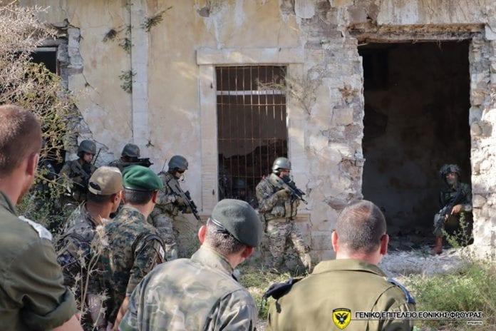 Εθνική Φρουρά: Ασκήσεις «ΙΑΣΟΝ-2019» και «ΝΙΚΟΚΛΗΣ –ΔΑΥΙΔ-2019» με Ισραηλινούς κομάντο και ισραηλινά F-16 στην Κύπρο