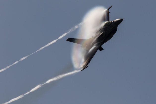 Άσκηση ΜΕΔΟΥΣΑ Κρήτη F-16