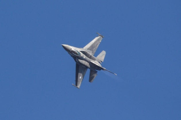 Άσκηση ΜΕΔΟΥΣΑ F-16 Κρήτη