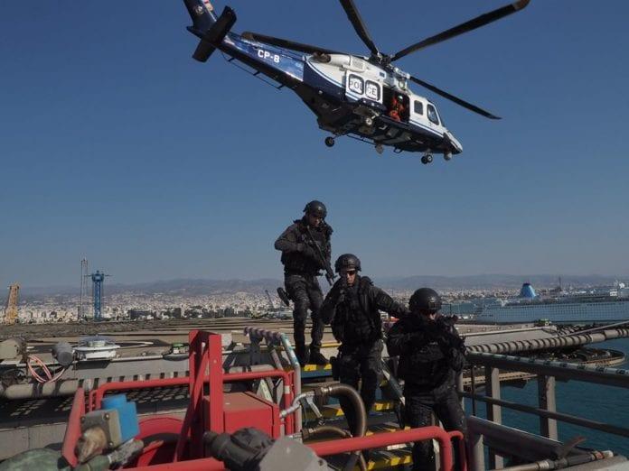 NEMESIS 2019 στην Κύπρο: Με ΗΠΑ, Ισραήλ, Γαλλία, Βρετανία