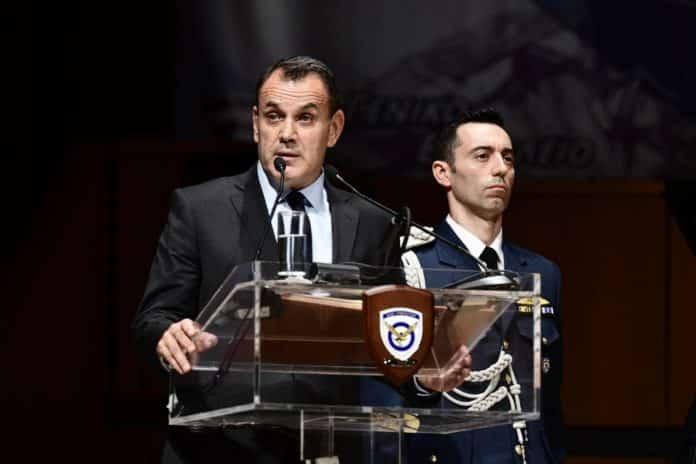 Παναγιωτόπουλος: Αδειάζει ΠΟΜΕΝΣ και συνδικαλιστή του γραφείου του Αναβάθμιση F-16: Γκάφα Παναγιωτόπουλου στη Γιορτή Αεροπορίας