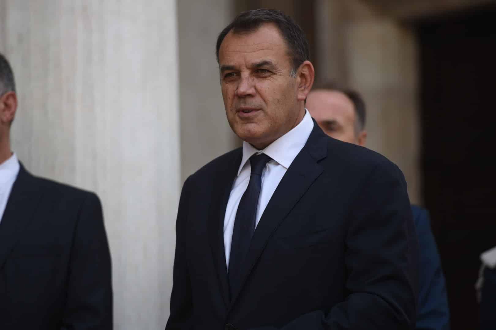 Παναγιωτόπουλος: Οι Ελληνικές Ένοπλες Δυνάμεις είναι ισχυρές Ερώτηση στη Βουλή για το παραλήρημα αξιωματικού κατά του Τύπου