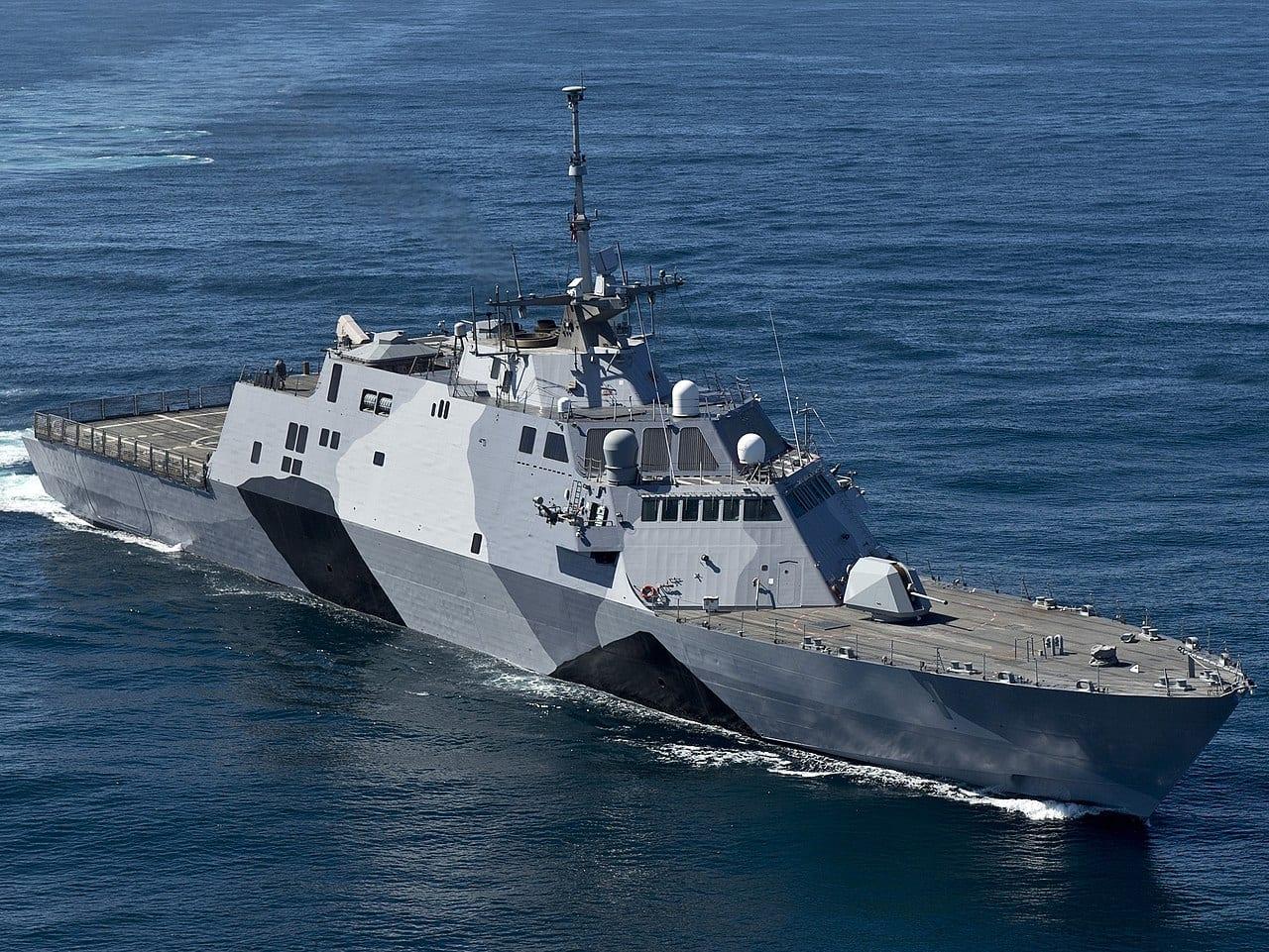 Φρεγάτες: Συμπαραγωγή ΗΠΑ - Ελλάδας συζητά το Πολεμικό Ναυτικό