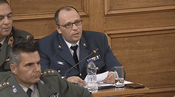 ΠΟΜΕΝΣ: Νέα επίθεση κατά του Προέδρου της Επιτροπής Εξοπλισμών