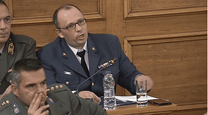 Επίθεση ΠΟΜΕΝΣ στον πρόεδρο της Επιτροπής Εξοπλισμών της Βουλής