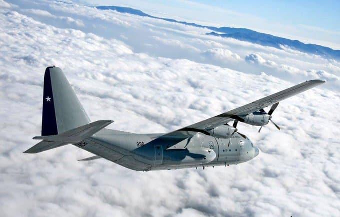 Αγνοείται αεροσκάφος C-130 με 38 επιβαίνοντες Πολεμική Αεροπορία Χιλή