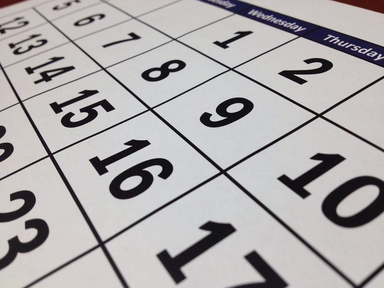 Αργίες 2020: Θεοφάνεια Απόκριες Καθαρή Δευτέρα Τσικνοπέμπτη Πάσχα - Πότε πέφτουν οι αργίες αλλά και οι κινητές εορτές του νέου χρόνου