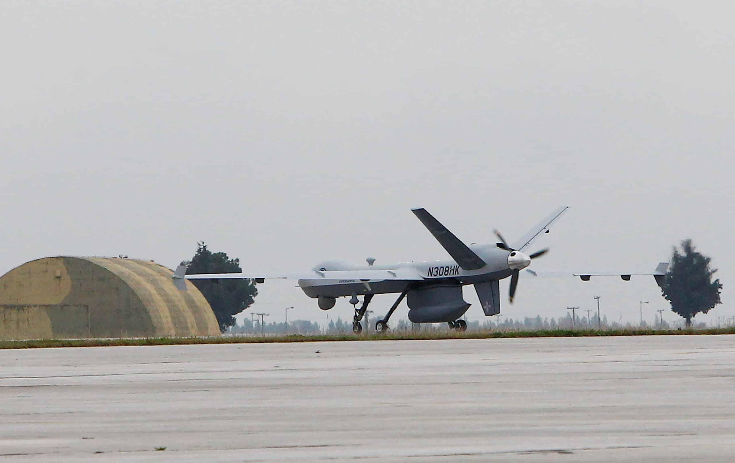 MQ-9 Guardian: Αυτό είναι το ελληνικό Drone «ΟΣ Τα Πανθ' Ορά» VIDEO