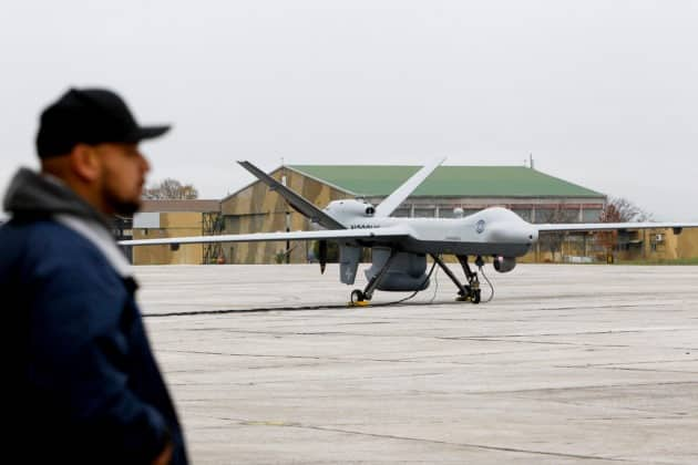 MQ-9 Guardian: Αυτό είναι το ελληνικό Drone
