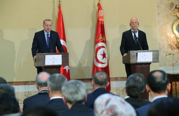 Νέα πρόκληση Ερντογάν: Τι δουλειά έχει η Ελλάδα με τη Λιβύη;
