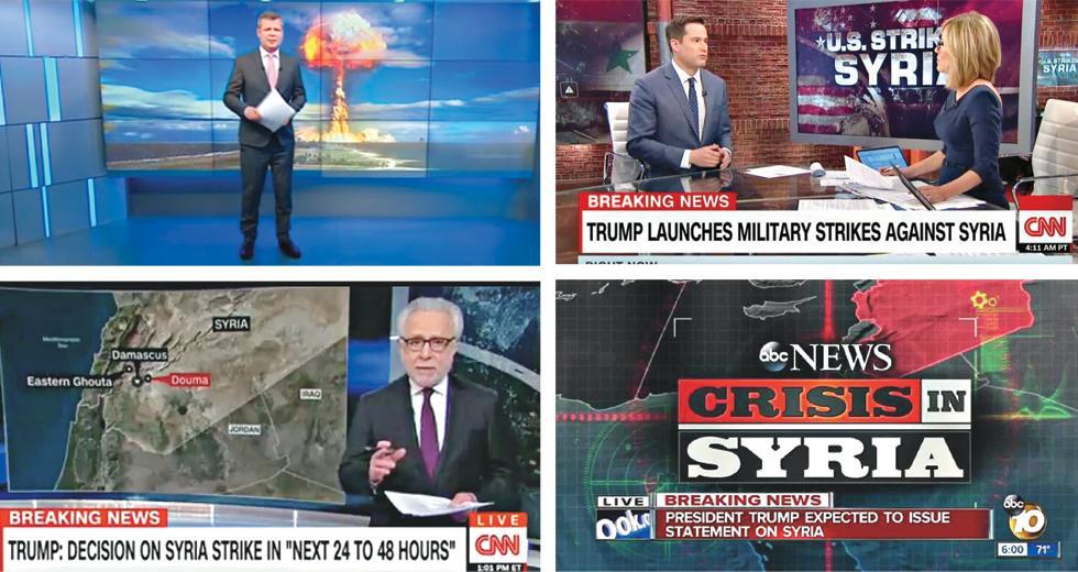 Επάγγελμα: Ενορχηστρωτής πολέμου - Αμυντικός αναλυτής στην TV