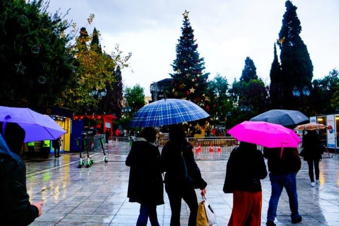 Καιρός 14 Φεβρουαρίου: Καταιγίδες Κλέαρχος Μαρουσάκης - Έρχονται βροχές και ισχυρές καταιγίδες, σύμφωνα με την πρόγνωση της ΕΜΥ