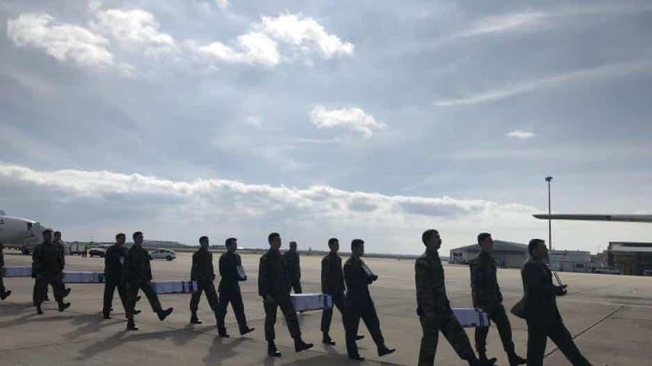 Λείψανα 6 Ελλήνων από την Τουρκική εισβολή 1974 επιστρέφουν αύριο