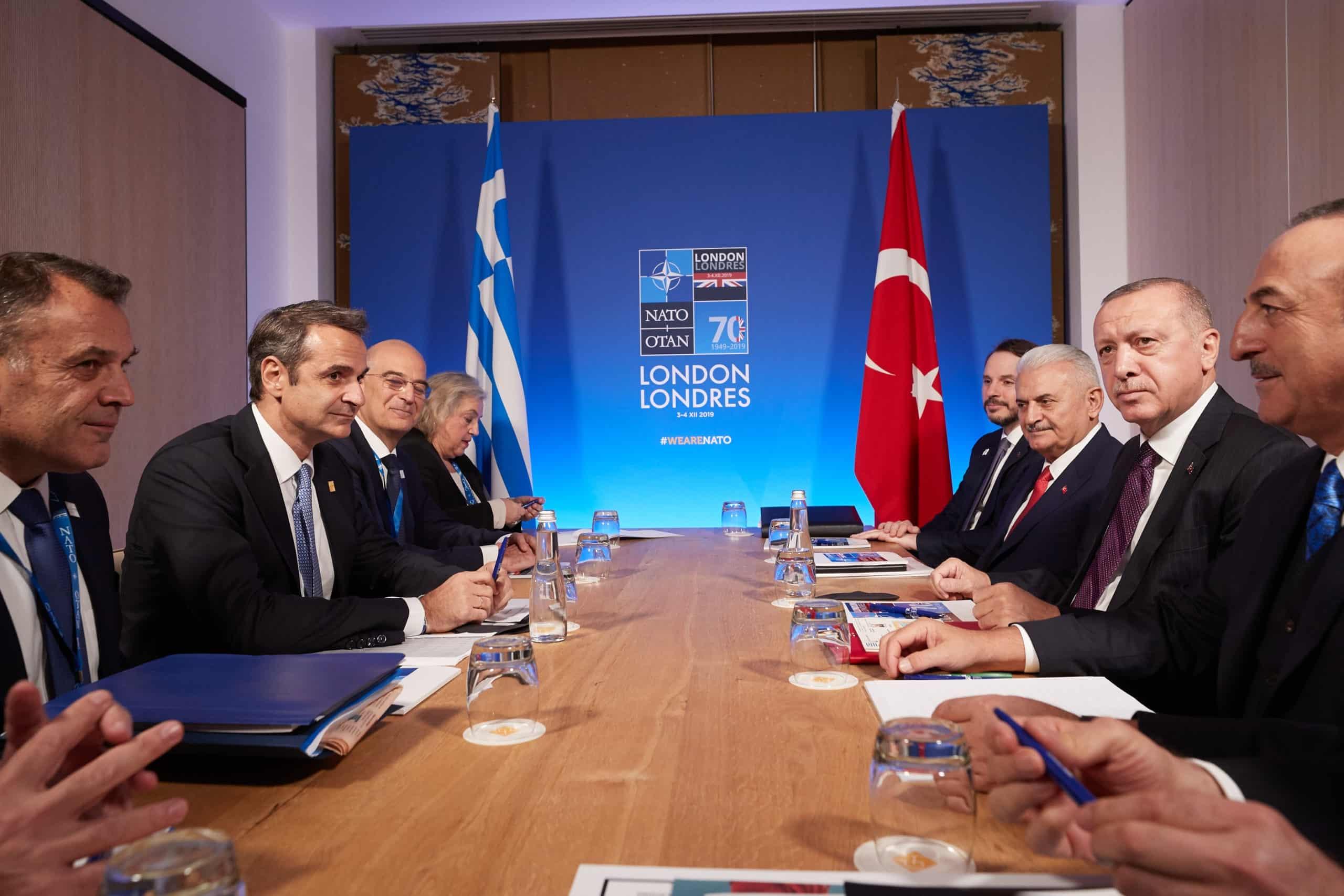 Συμβούλιο Εξωτερικής Πολιτικής μετά τη συνάντηση Μητσοτάκη - Ερντογάν προανήγγειλε ο πρωθυπουργός για τις επόμενες ημέρες