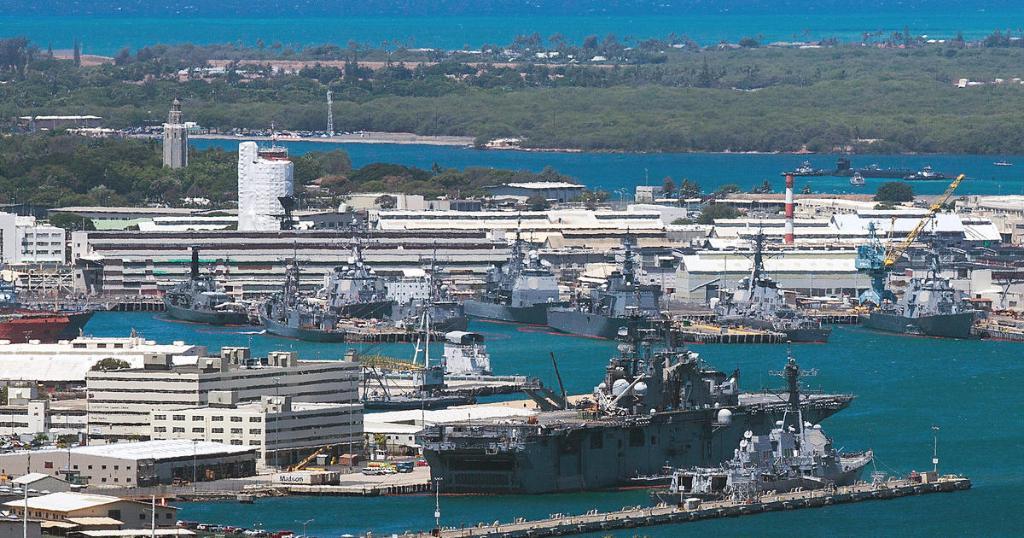 Περλ Χάρμπορ: Επίθεση αυτοκτονίας από ναύτη του US Navy Video